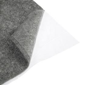 Карпет, светло-серый, размер: 1500х2500 мм