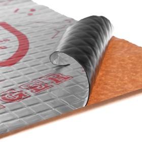 Виброизоляционный материал TECHNIK Neo 2, размер: 2х500х700 мм