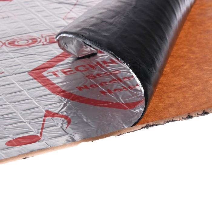 Виброизоляционный материал TECHNIK Neo 3, размер: 3х500х700 мм