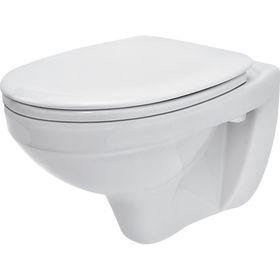 Унитаз подвесной Cersanit DELFI, цвет белый