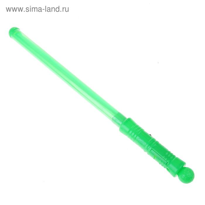 """Световая палочка """"Волшебная"""", цвет зеленый"""