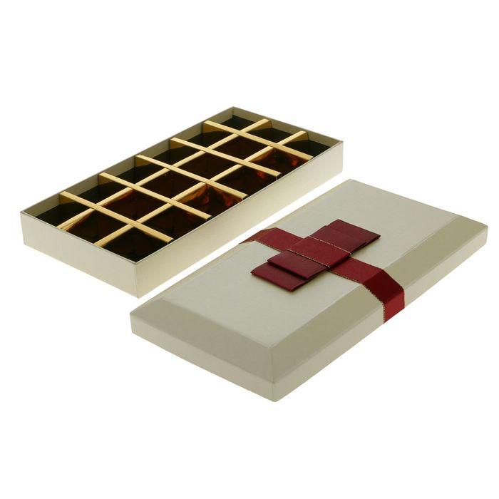 Коробка подарочная, 26 х 13 х 4 см - фото 308036478