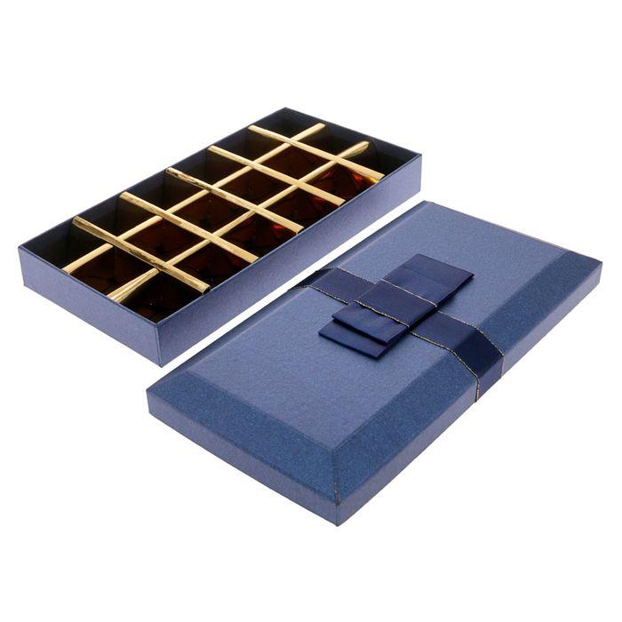 Коробка подарочная, 26 х 13 х 4 см