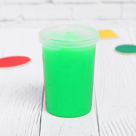 """Slime is """"Bunch"""" a solid, MIX color"""