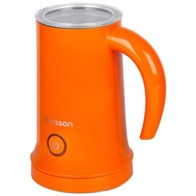 Капучинатор Oursson MF2005/OR, 450 Вт, 0.2 л, 3 режима, автоматическое отключение, оранжевый Ош