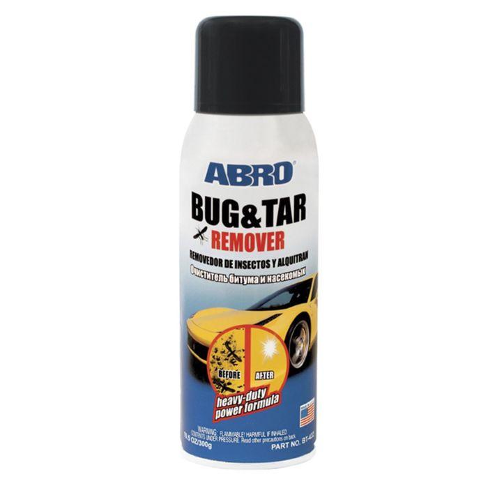 Очиститель битума и насекомых ABRO, 340 г BT-422