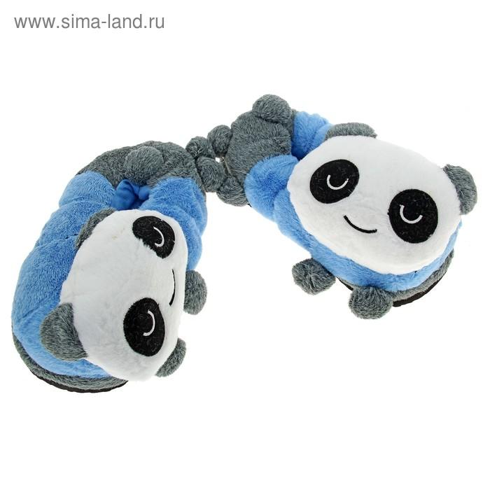 """Тапочки-зверушки """"Панда"""", 39 размер"""