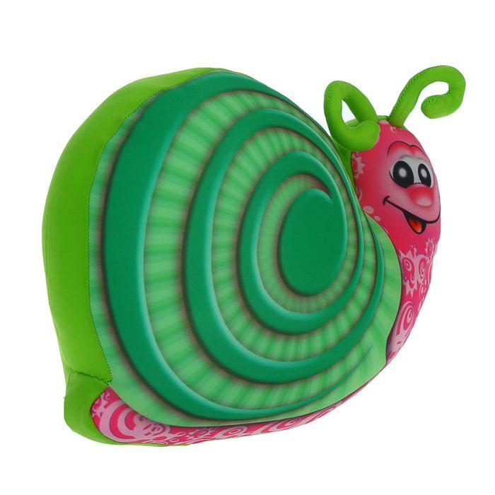 """мягкая игрушка-антистресс """"Улитка"""" маленькая"""