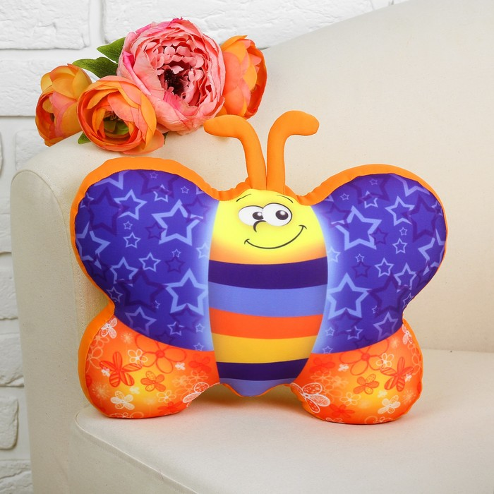"Мягкая игрушка-антистресс ""Бабочка"""
