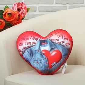 Мягкая игрушка-антистресс «Сердечко»