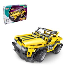 """Designer radio-controlled """"Jeep"""", 426 parts 2 Assembly"""