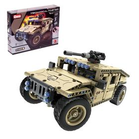"The RC designer ""Assault jeep"", 502 details"