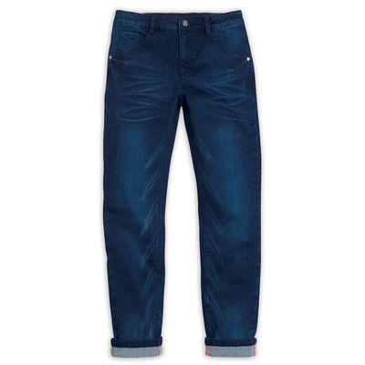 Брюки для мальчика, рост 134 см, цвет тёмно-синий