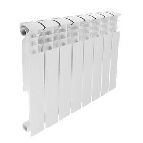 Радиатор биметаллический REMSAN Professional, 500х80 мм, 8 секций Ош
