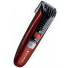 Машина для стрижки Remington MB4125, для бороды, черный/красный