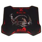 Коврик для мыши для мыши Xtrike Me MP-001, 300x230x4 мм, черно-красный