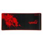 Коврик для мыши для мыши Xtrike Me MP-202, 603x225x3 мм, черно-красный