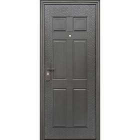 Дверь металлическая E40M 2050х860 (правая)
