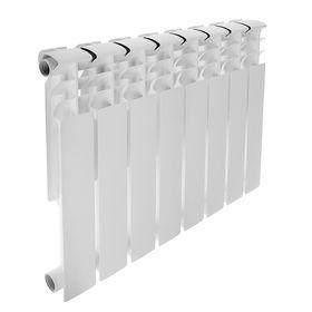 Радиатор алюминиевый 'Тепловатт', 500х80, 8 секций Ош