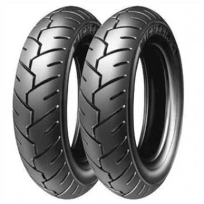 Мотошина Michelin S1 80/100 R10 46J TL/TT Front/Rear Скутер