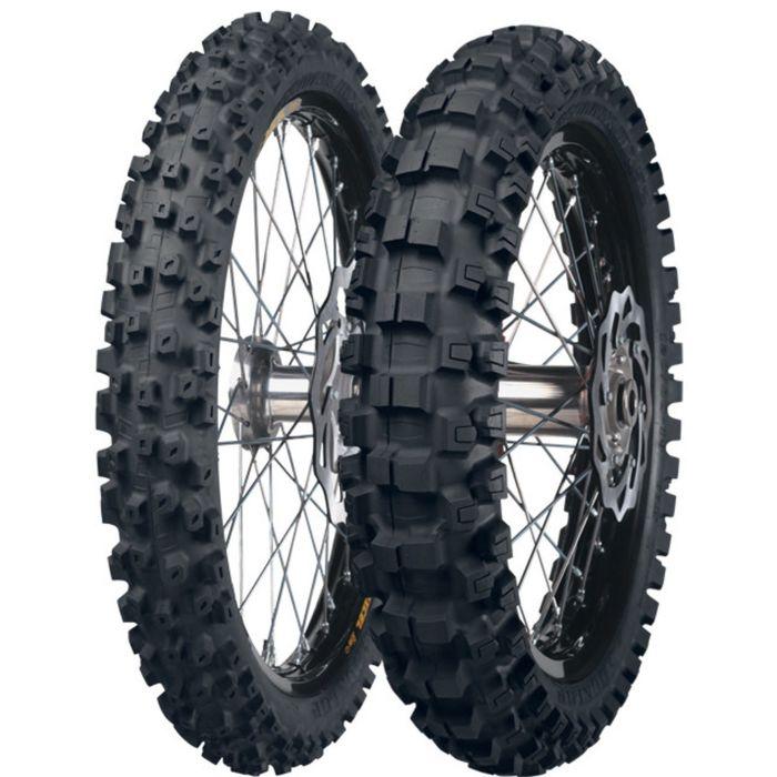 Мотошина Dunlop Geomax MX52 80/100 R12 41M TT Rear Кросс