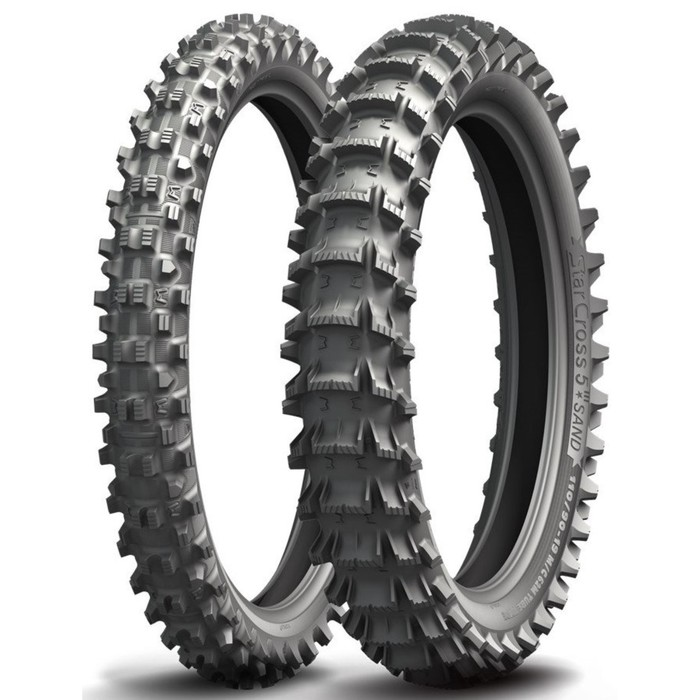 Мотошина Michelin Starcross 5 SAND 80/100 R21 51M TT Front Кросс