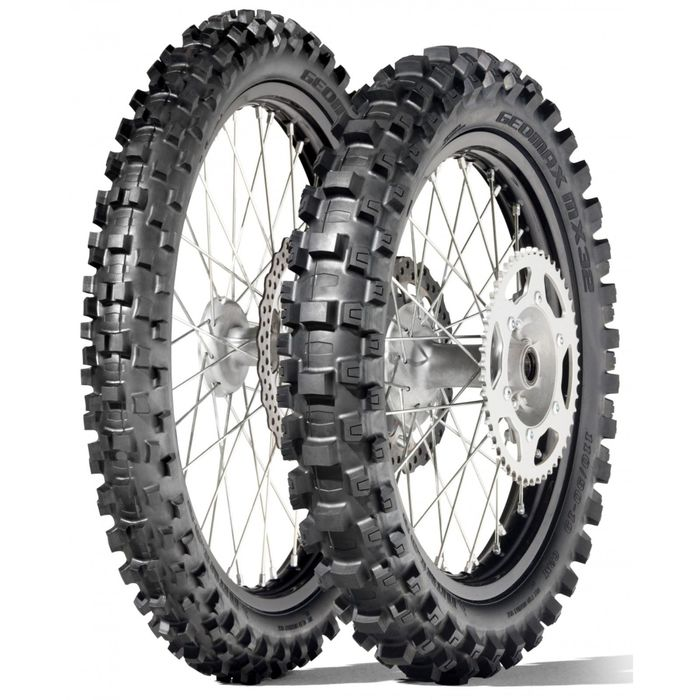 Мотошина Dunlop Geomax MX3S 80/100 R21 51M TT Front Кросс