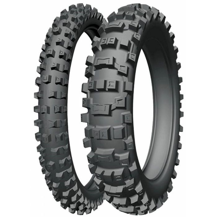 Мотошина Michelin Cross AC10 80/100 R21 51R TT Front Кросс