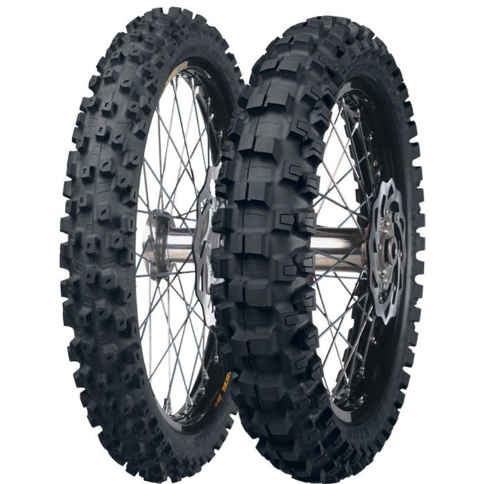 Мотошина Dunlop Geomax MX52 80/100 R21 51M TT Front Кросс