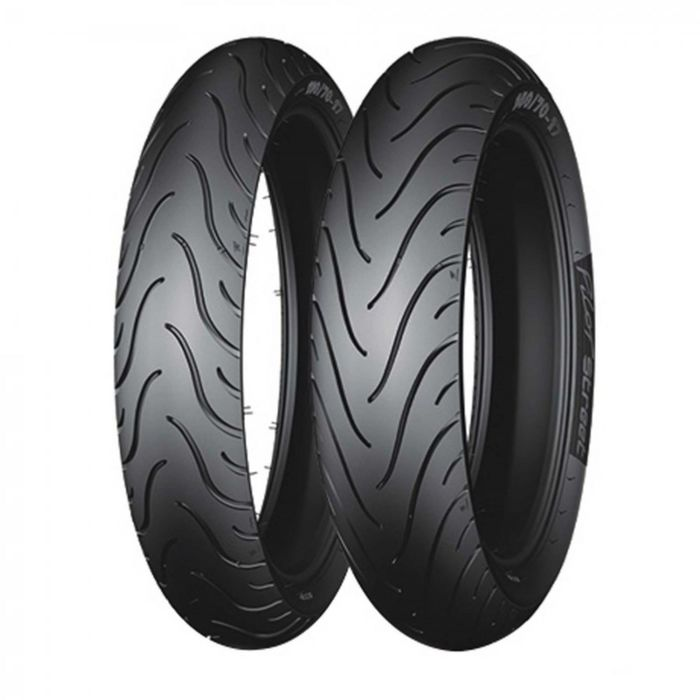 Мотошина Michelin Pilot Street 80/90 R16 48S TL/TT REINF Front/Rear Город