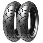 Мотошина Michelin S1 110/80 R10 58J TL/TT Front/Rear Скутер