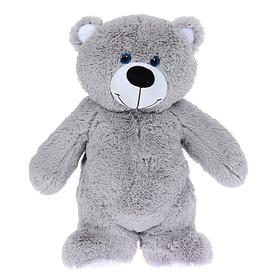 Мягкая игрушка «Мишка Гарри», 50 см, цвет серый
