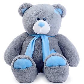 Мягкая игрушка Premium Quality «Мишка Арнольд», 125 см, цвет дымчатый