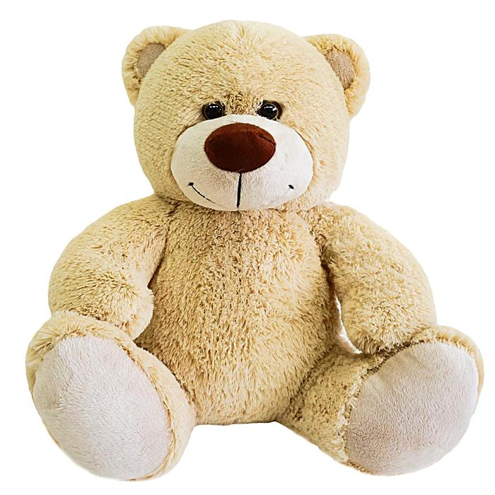 """Мягкая игрушка """"Мишка Вилли"""", цвет бежевый, 60 см"""