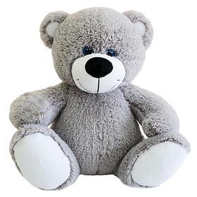 Мягкая игрушка «Мишка Вилли», цвет серый, 60 см