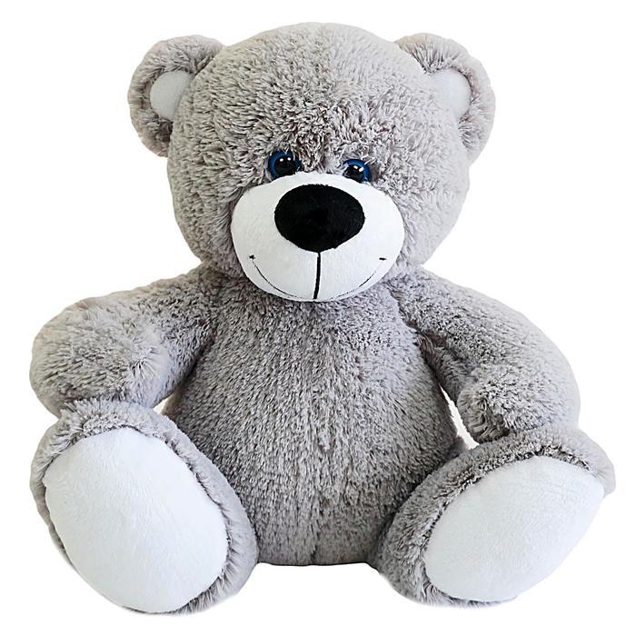 """Мягкая игрушка """"Мишка Вилли"""", цвет серый, 60 см"""