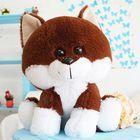 """Мягкая игрушка """"Собака Вольт"""", цвет коричневый, 45 см"""