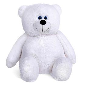 Мягкая игрушка «Мишка ТОМ», цвет белый, 60 см