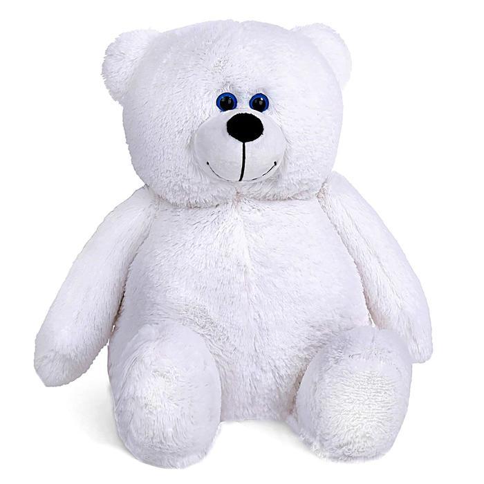 """Мягкая игрушка """"Мишка ТОМ"""", цвет белый, 60 см"""