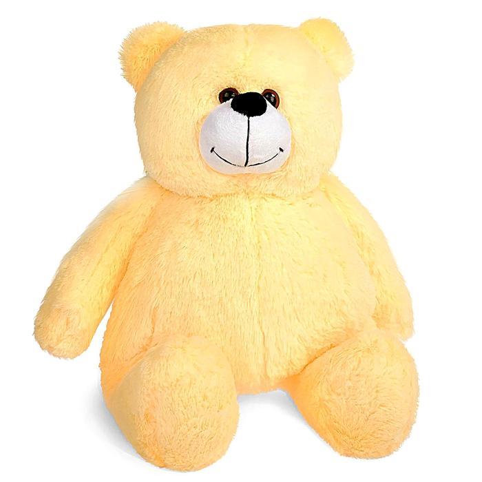 """Мягкая игрушка """"Мишка ТОМ"""", цвет персиковый, 60 см"""
