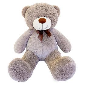 Мягкая игрушка «Мишка Фёдор», цвет светло-коричневый, 105 см