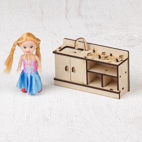 """Кукольная мебель """"Кухня"""""""