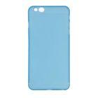 Чехол для iPhone 6 Plus, материал PP, синий