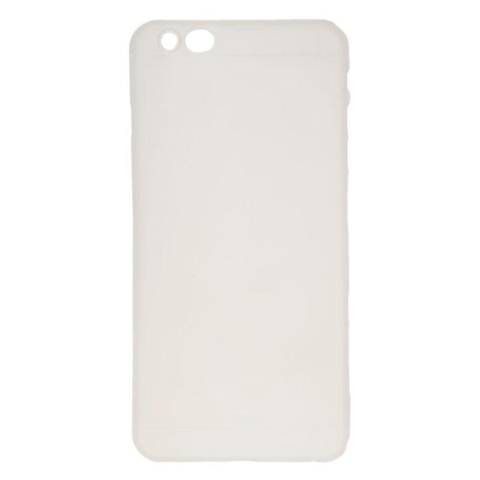 Чехол для iPhone 6 Plus, пластик PP, белый