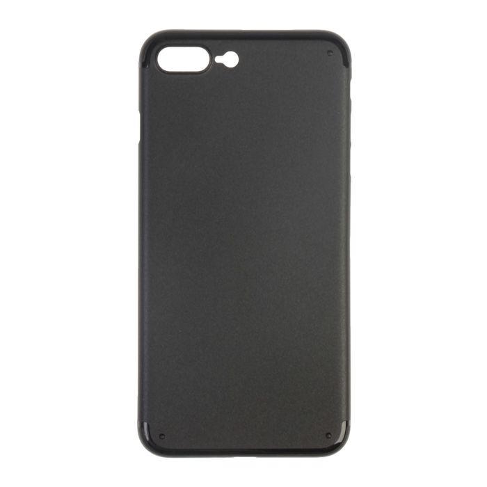 Чехол для iPhone 7 Plus, материал PP, чёрный