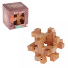 Wooden mini puzzle No. 1