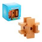 Puzzle wooden mini № 11