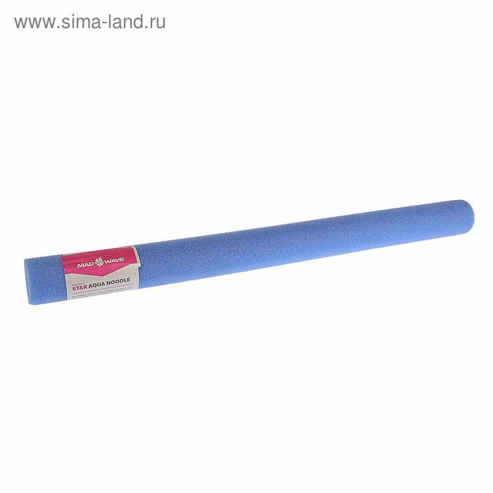 Аквапалка STAR, 65x800 мм, цвет голубой