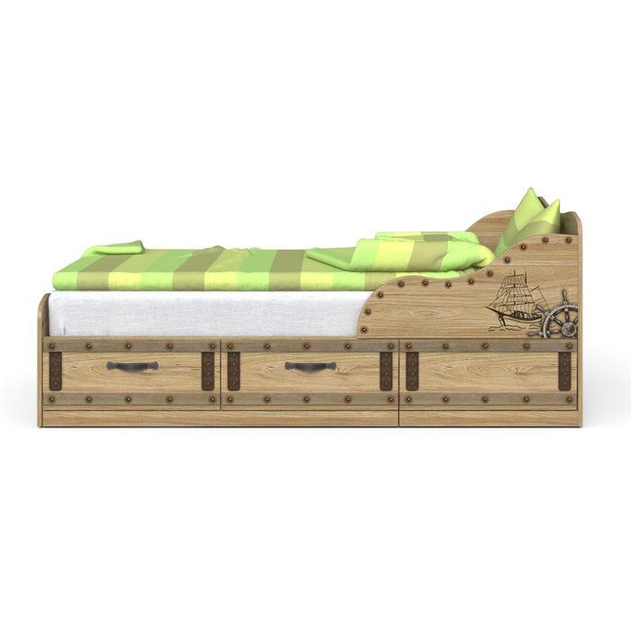 """Кровать """"Корсар-3"""""""