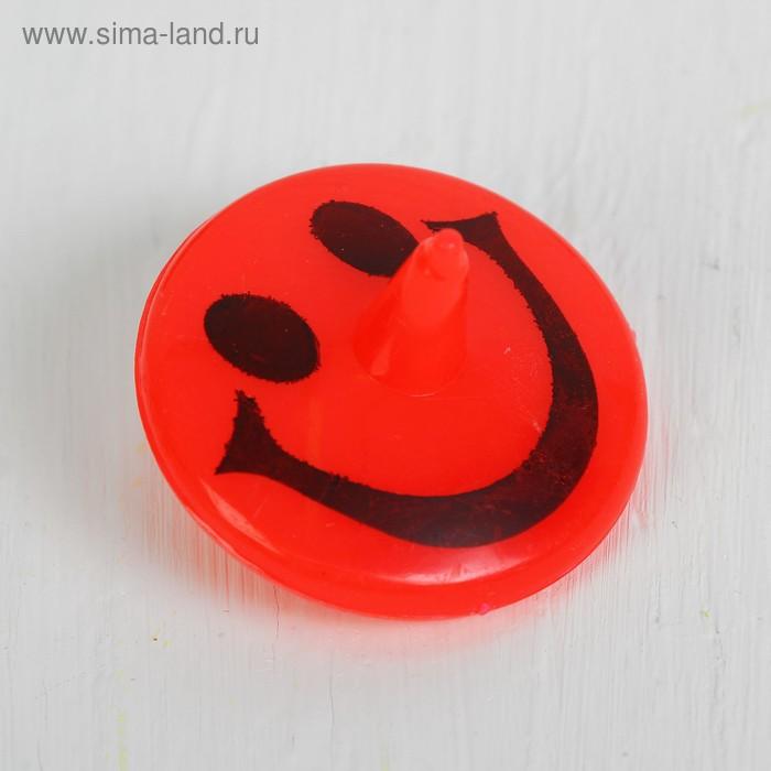 "Волчок ""Смайл"", цвета МИКС"